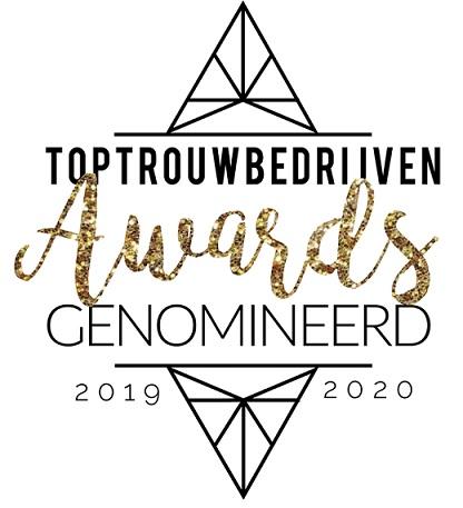 Wij zijn genomineerd!