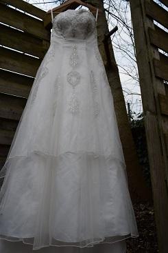 Bruidsjurk Pippa